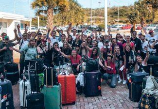 Nieuwe stagiaires weer welkom op Curaçao