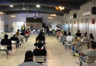 Vaccinatietempo Aruba loopt terug