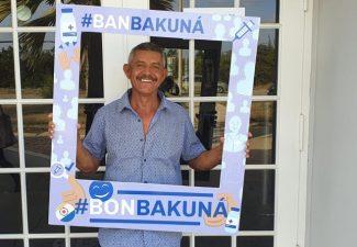 75% bewoners Bonaire heeft eerste prik gehad
