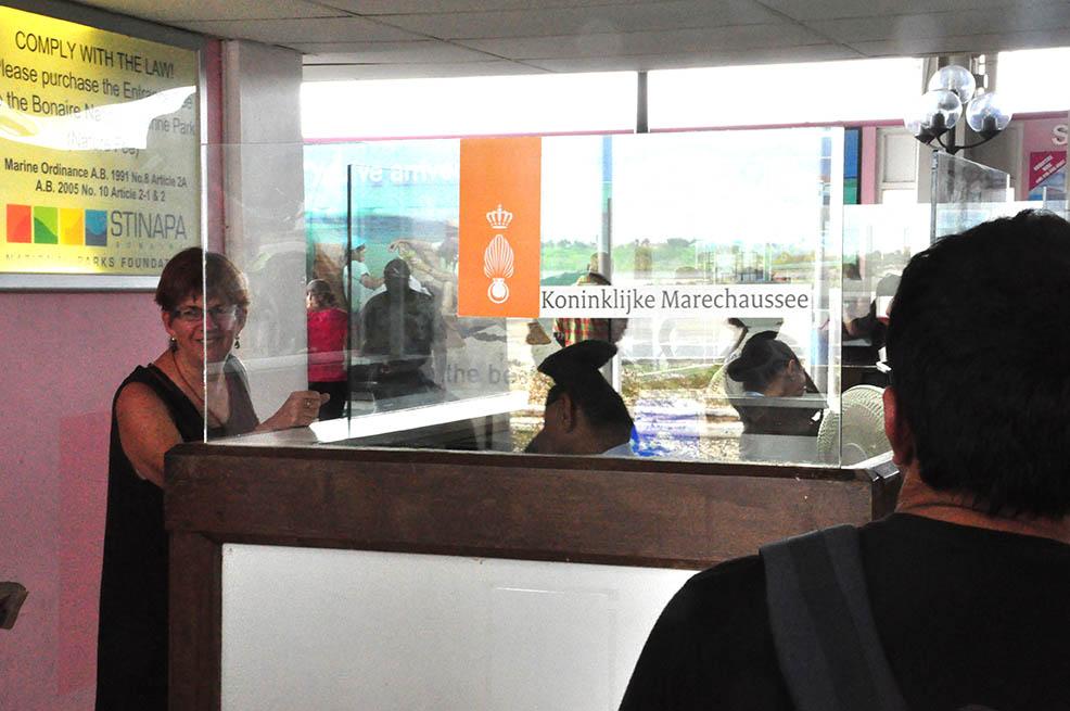 Coulanceregeling vreemdelingen op Bonaire vervalt op 1 juli