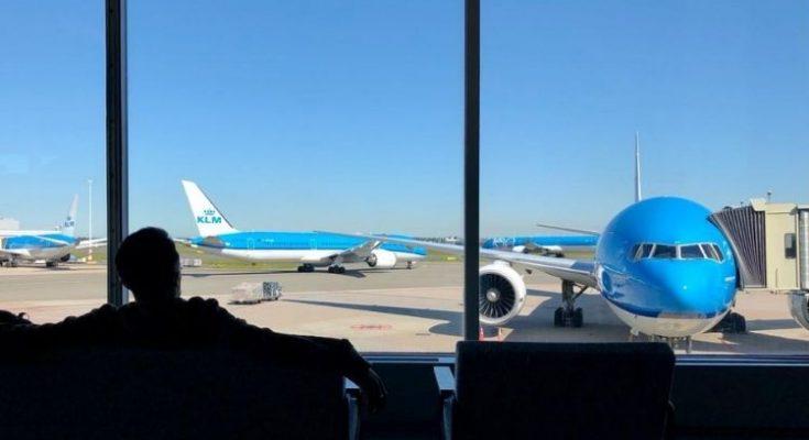 KLM-passagiers naar Curaçao en Sint Maarten kunnen vooraf online coronadocumenten laten checken