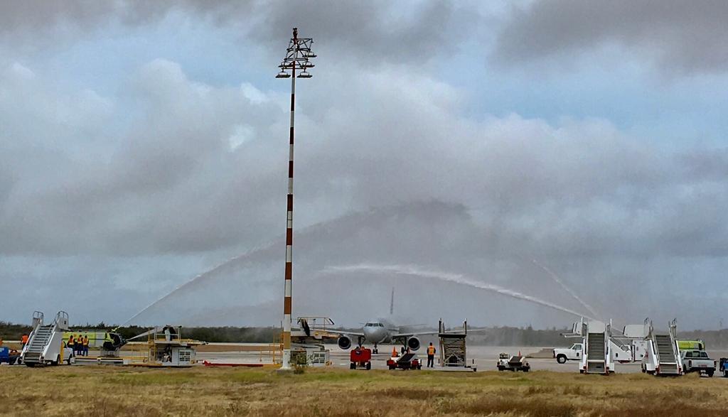 Bonaire verwelkomt Delta en American Airlines na anderhalf jaar
