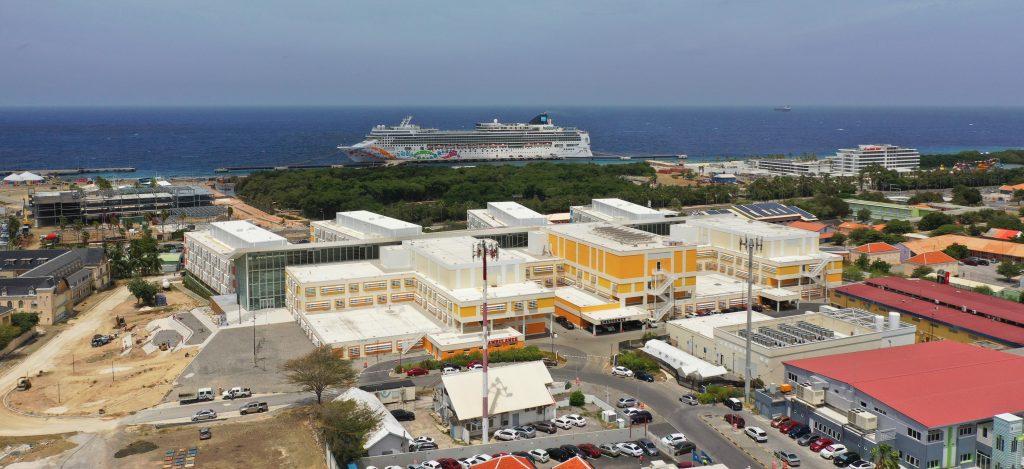 Ziekenhuiszorg op Curaçao wankelt