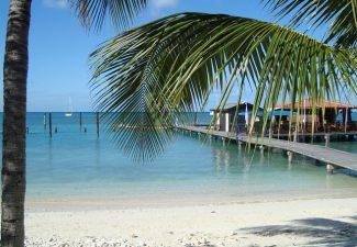 Toeristen kiezen voor Aruba