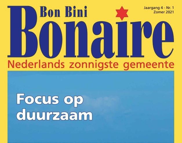 Nieuwe Bon Bini Bonaire legt de focus op verduurzaming