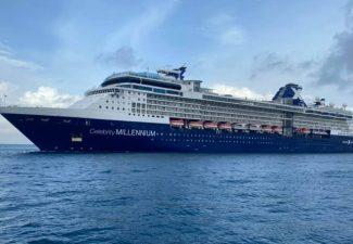 Steeds meer cruisetoerisme op Aruba