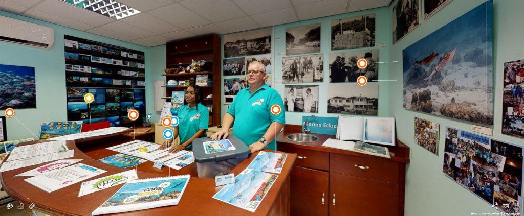 Coral Heroes lespakket voor alle scholen op Curaçao