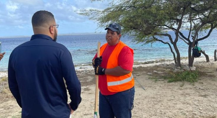 Bonaire creëert werk met project 'Krea Trabou'
