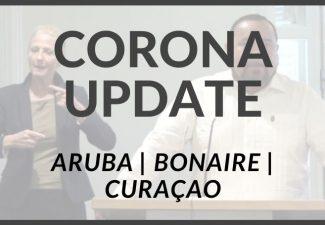 Weekendcijfers Covid-19 van Aruba, Bonaire en Curaçao