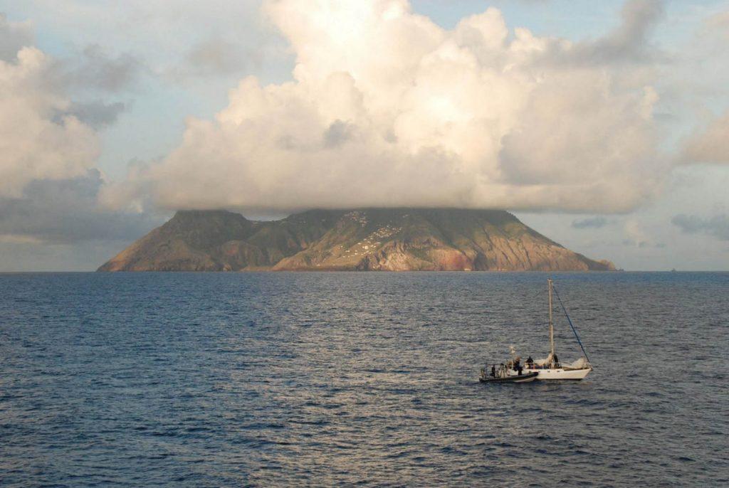 Saba wil eiland gaan herbebossen