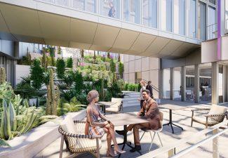 Amerikaans consulaat bouwt nieuw complex op Curaçao