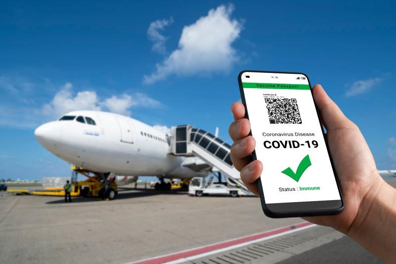 Verwarring op Bonaire om Nederlandse vaccinatie-app