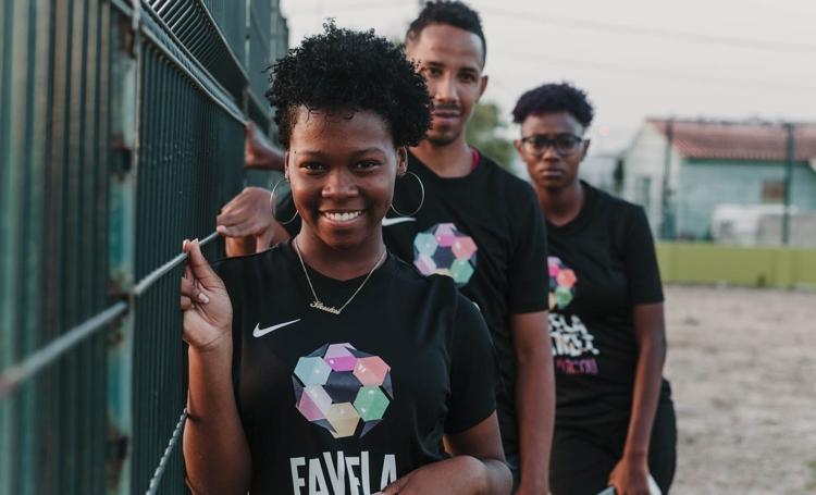 Eerste Favela Street Project afgerond op Curaçao