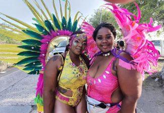St. Eustatius en Saba vieren als eerste weer carnaval