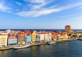 34.000 toeristen op Curaçao in juli
