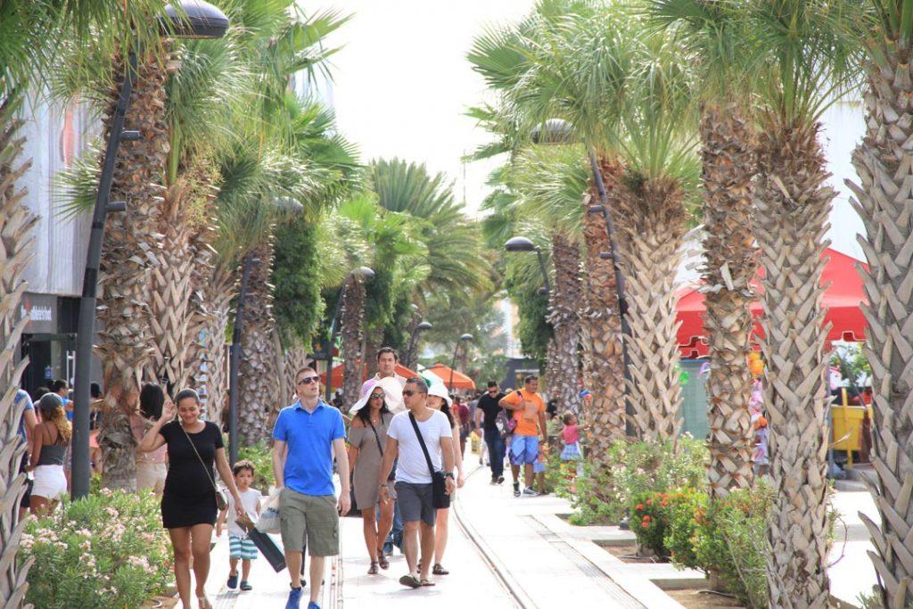 Aruba ontvang 60.293 verblijfstoeristen in september