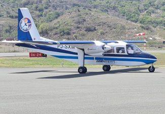Rapport over Caribische Luchtvaart al twee jaar in onderste la ministerie I&W