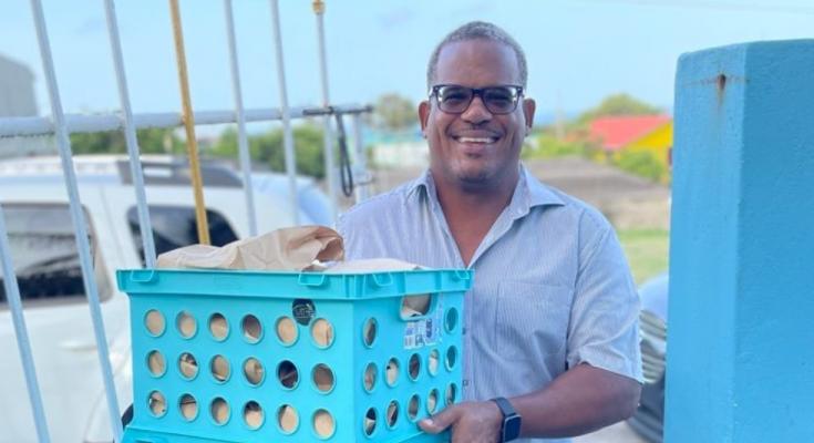 Overheid St. Eustatius gaat door met ontbijtprogramma scholen