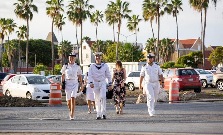 Militairen Curaçao gratis naar de film 'De Slag om de Schelde'
