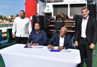 Bonaire krijgt 'eigen' sleepbootmaatschappij