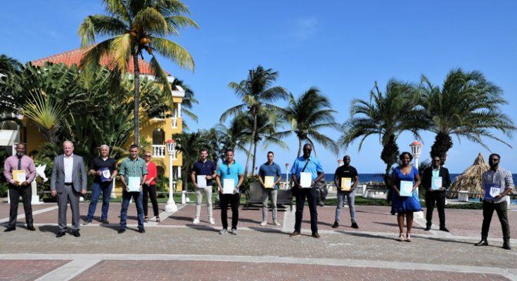 Derde FINEC-leergang voor opsporingsdiensten binnen het Caribisch gebied afgerond op Curaçao