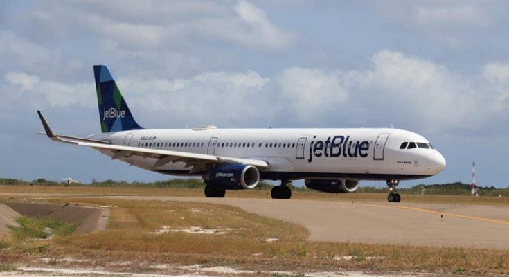 Noodlanding wegens gewonde stewardess tijdens vlucht van Aruba naar New York