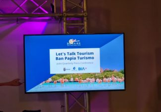 Bonaire tevreden over herstel toerisme