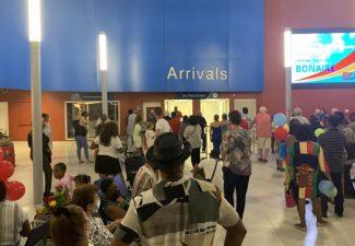 Steeds meer Nederlanders naar Curaçao