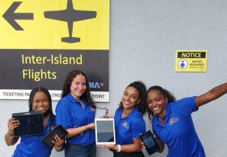 Onderzoek naar toeristenervaringen op Bonaire airport