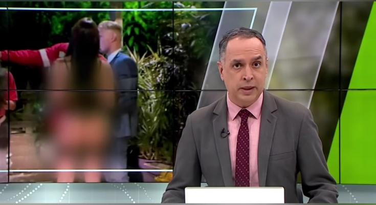 Nederlander veroorzaakt ophef in Colombia met 'aangelijnde' vriendin